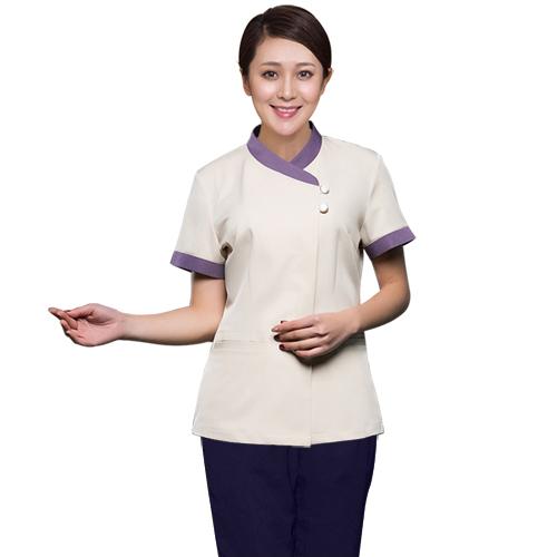 保洁 酒店工装 酒店服务员工作服 酒店员工工装 定做保洁服