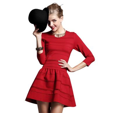 时装 连身裙订做 成都连衣裙定制 成都连衣裙订做