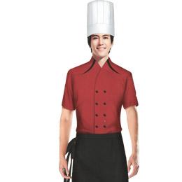 厨师 餐饮工作服装