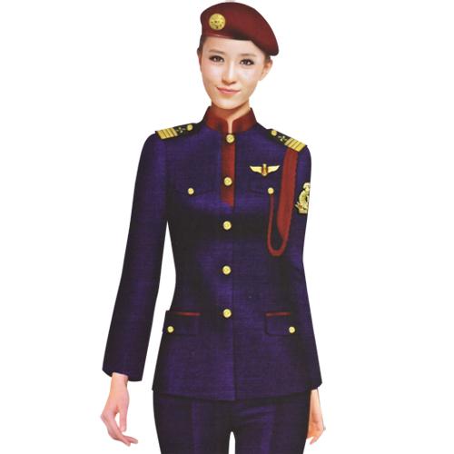 14 成都工作服 工作制服 定做工作服 定做职业装 定做保安服