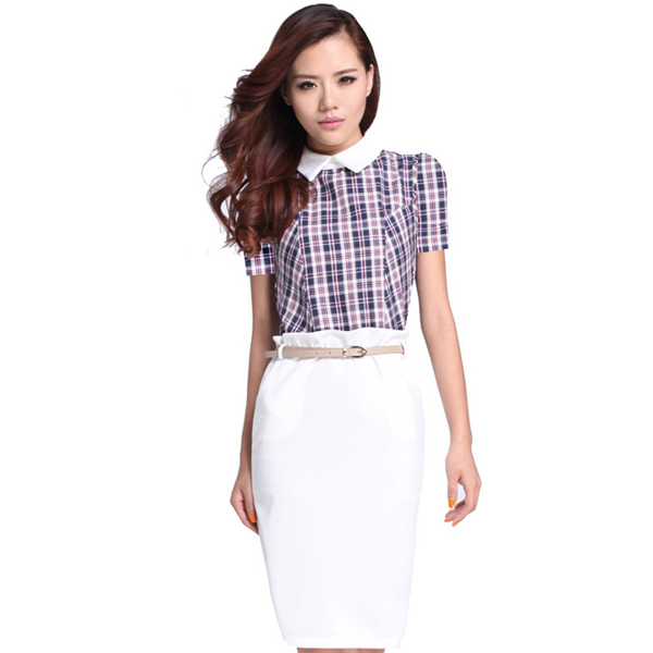 衬衣套裙 成都衬衫订做 定做西裙 定做短裙