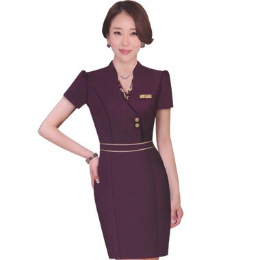 职业装 连衣裙 西裙 马甲 连身裙订做 成都连衣裙定制 成都连衣裙定做 成都短裙订做