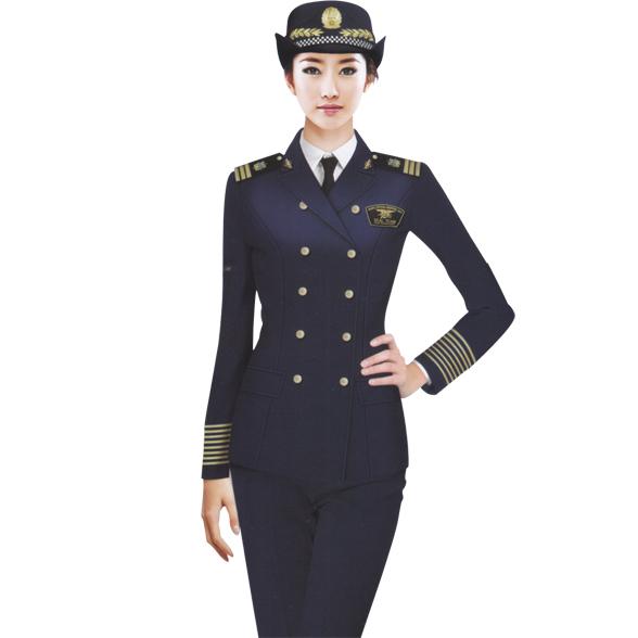 保安女装 成都定做保安服