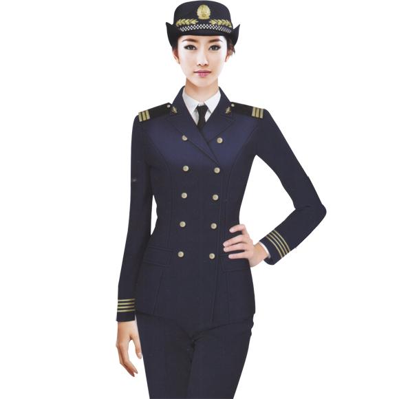 女保安服装 成都保安服订做