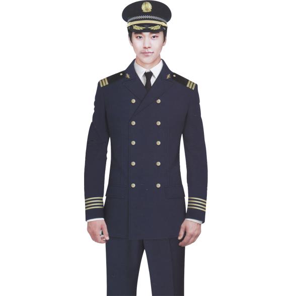 男保安服装 成都定做保安服