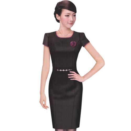 企业文化 定做连衣裙